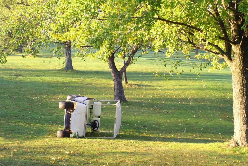Golf Cart Injury Law | Golf-Related Injuries | Tampa | Golf Cart Attorney | Frank D. Butler, PA